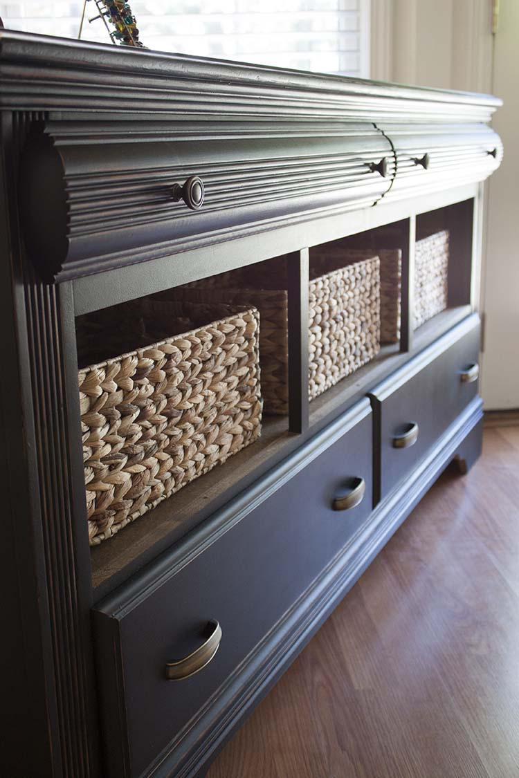 Pottery Barn Inspired Dresser Makeover Southern Revivals