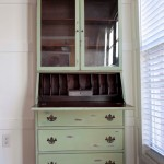 Lucketts Green | Vintage Secretary Makeover