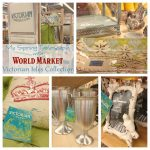 My Spring Tablescape Makeover with World Market