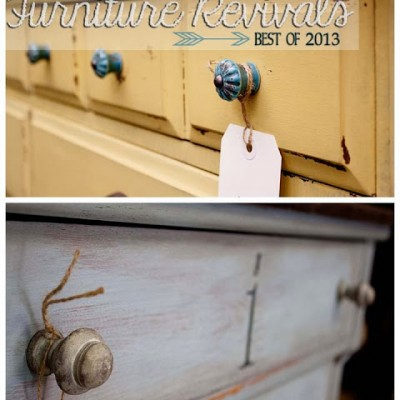 The Best of 2013 Furniture Revivals | A Revival Review