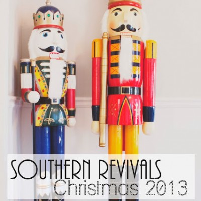 2013 Christmas Home Tour | Southern Revivals