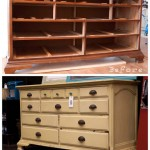 Miss Mustard Seed Yellow Dresser | A Dresser Revival
