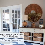 Homeright EZ Twist Paintstick Review | How I Transformed My Home over a Weekend