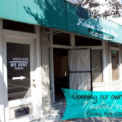Opening My Own Store!