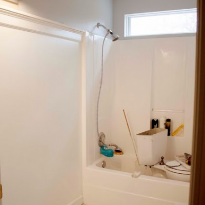 Current State of Affairs: The Bathroom Renovation