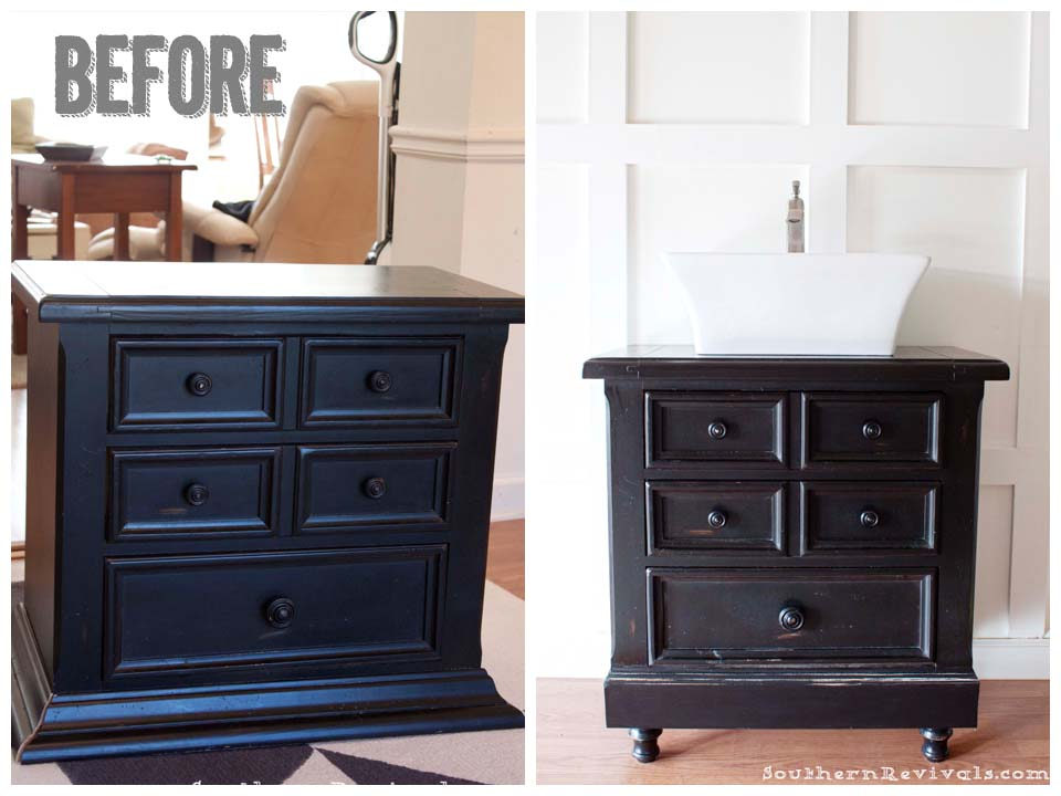 Southern Revivals | How to Update Vintage Furniture