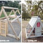Barbie Dream House Chicken Coop