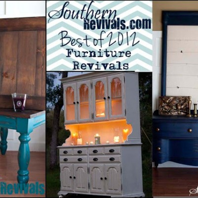 The Best of 2012 Furniture Revivals A Revival Review