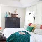 Southern Revivals| Under $500 Master Bedroom Makeover