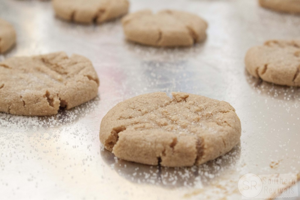 Soft Batch 3-Ingredient Peanut Butter Cookies