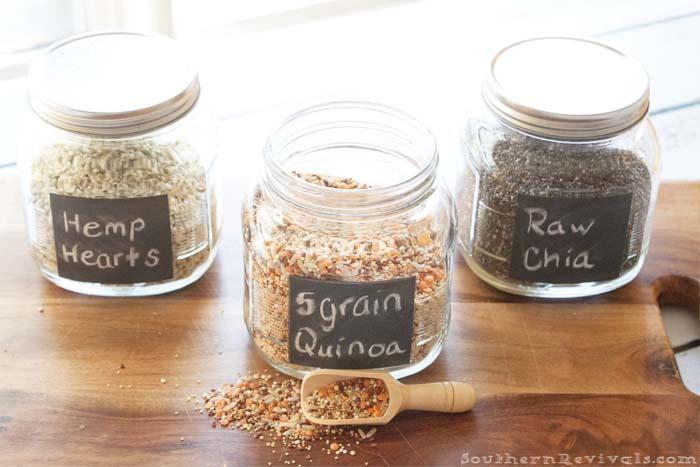 Creative Ways to Get Healthy & Organized