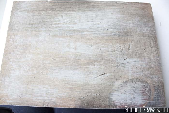 DIY Porthole Shutter Window Shutter   Faux Driftwood Tutorial