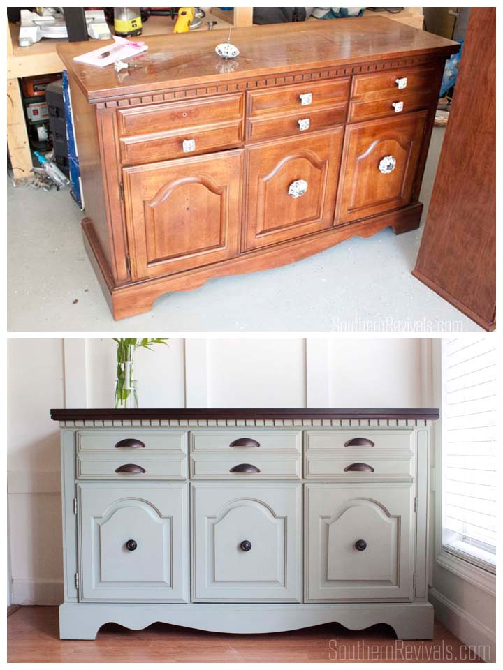 Old Furniture Makeovers Just B Cause