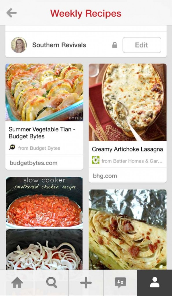 How I Plan Our Family Meals On A Budget #budgetmeals #mealplanning #pinterest SouthernRevivals.com