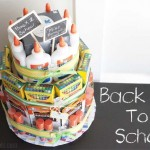 "School Supplies ""Cake"" 