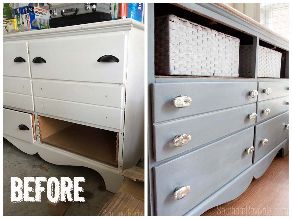 A Dresser Makeover The Client Files Southern Revivals
