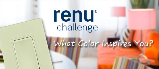 Leviton Renu Challenge