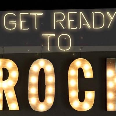 Rock n Roll Birthday Party | DIY Party Ideas