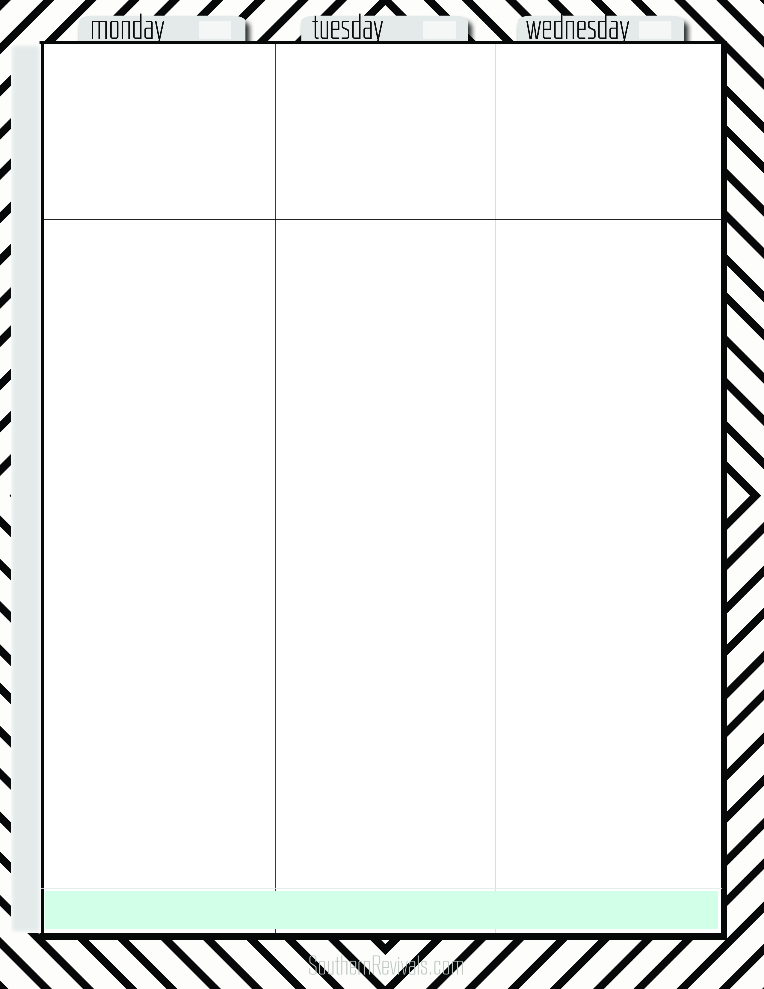 getting organized for back to school free student planner printable backtoschool freeprintable