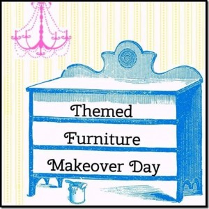 Themed Furniture Makeover Day