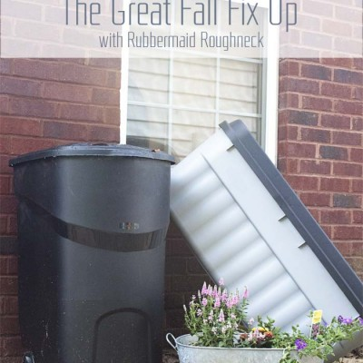Preparing Our Yard for Fall | The Great Fall Fix Up