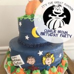 It's the Great Pumpkin, Charlie Brown Birthday Party