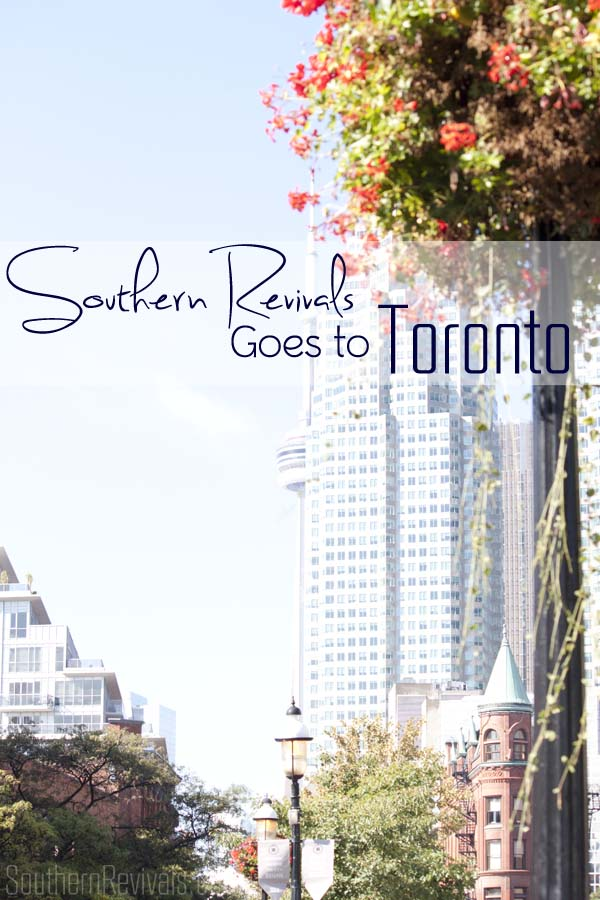 Southern Revivals Goes to Toronto Fall Home Show #fhs14 #TO #Toronto