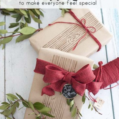 Simple + Easy Last Minute Gift Ideas