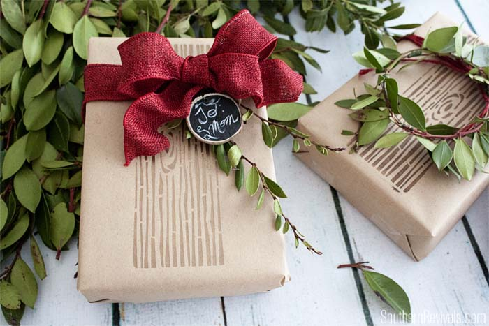 DecoArt Gift Wrap Ideas 7