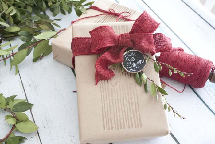 DecoArt Gift Wrap Ideas 8