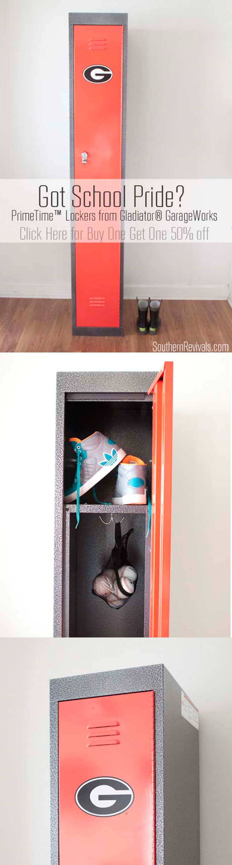PrimeTime Lockers by Gladiator GarageWorks