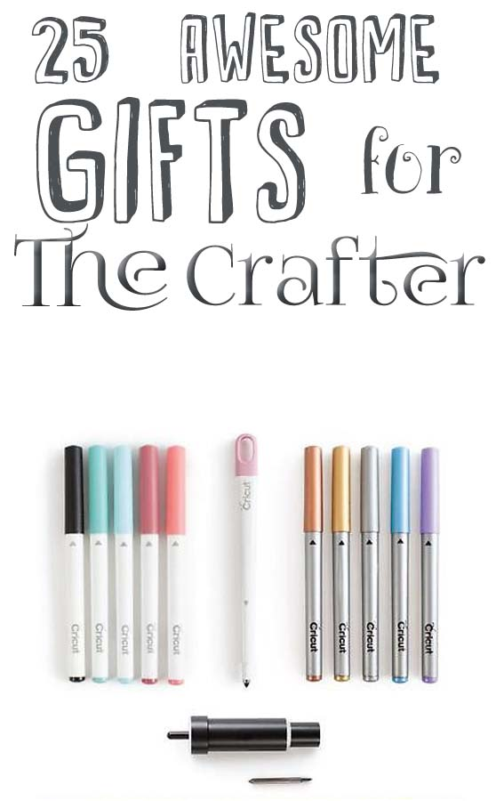Top Gifts for the Crafter | Christmas Gift Gude