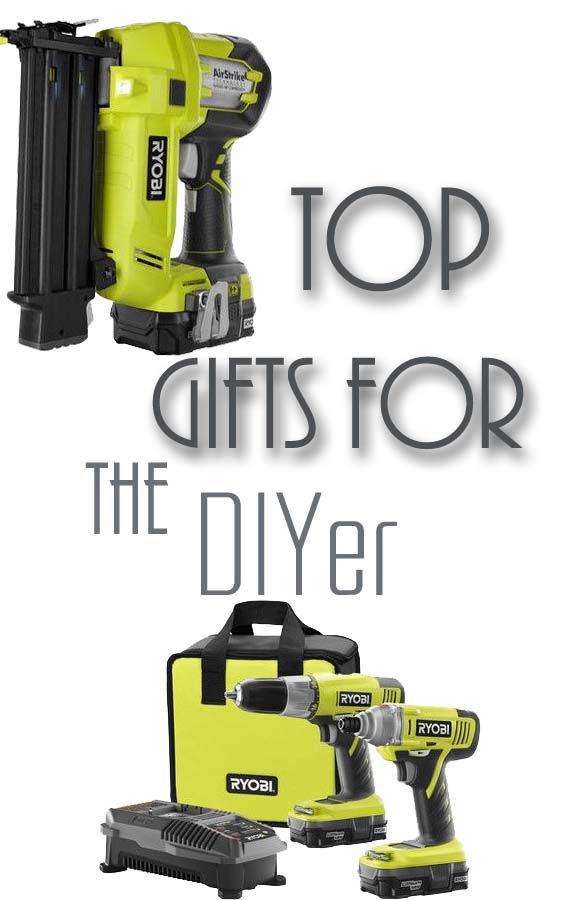 Top Gifts for the DIYer | Christmas Gift Gude