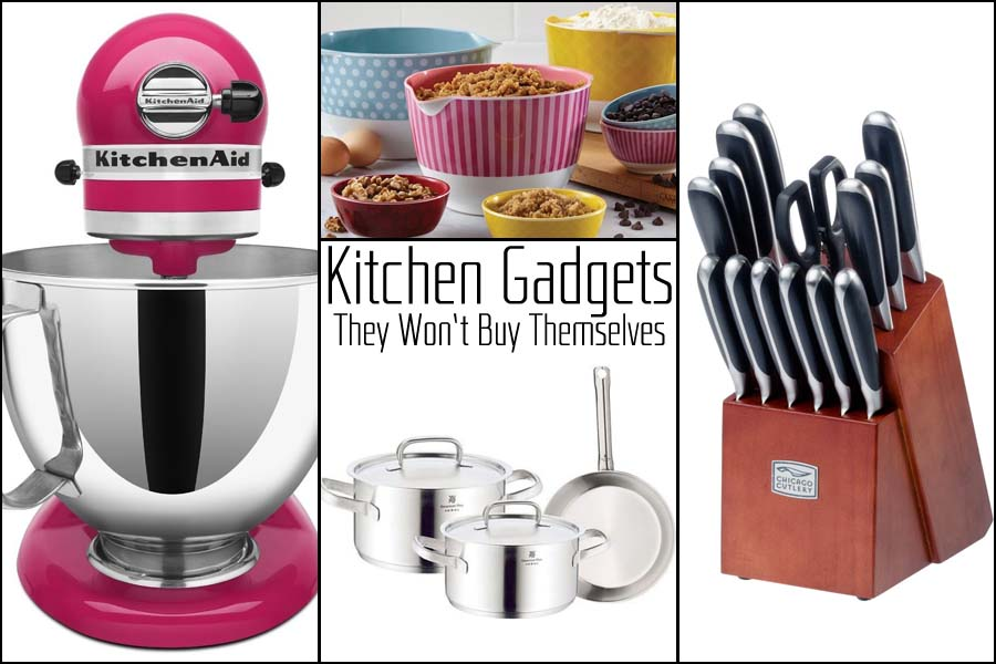 My Favorite Gifts for the Kitchen | A Christmas Gift Guide