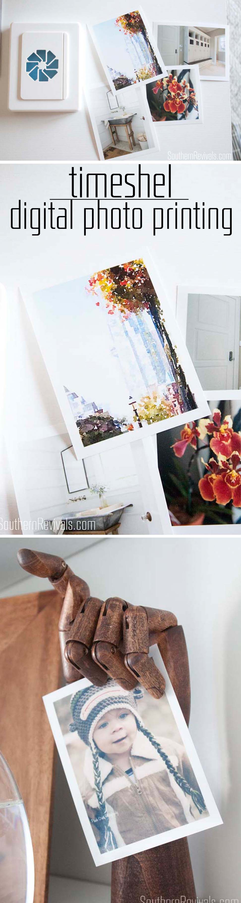 timeshel   Digital Photo Printing Services + easy DIY photo frame ideas