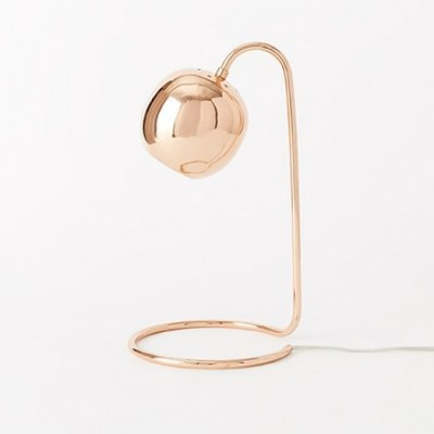 The One That Got Away | West Elm Copper Scoop Lamp