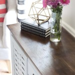 My Dining Room Buffet Makeover
