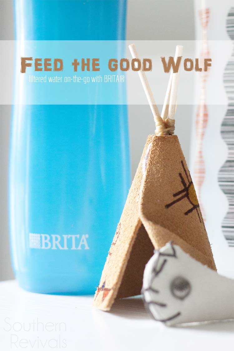 Brita Filtered Water on the Go