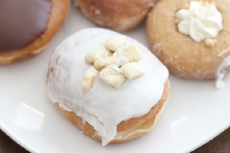 how to keep krispy kreme donuts fresh