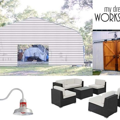 My Outdoor Workshop