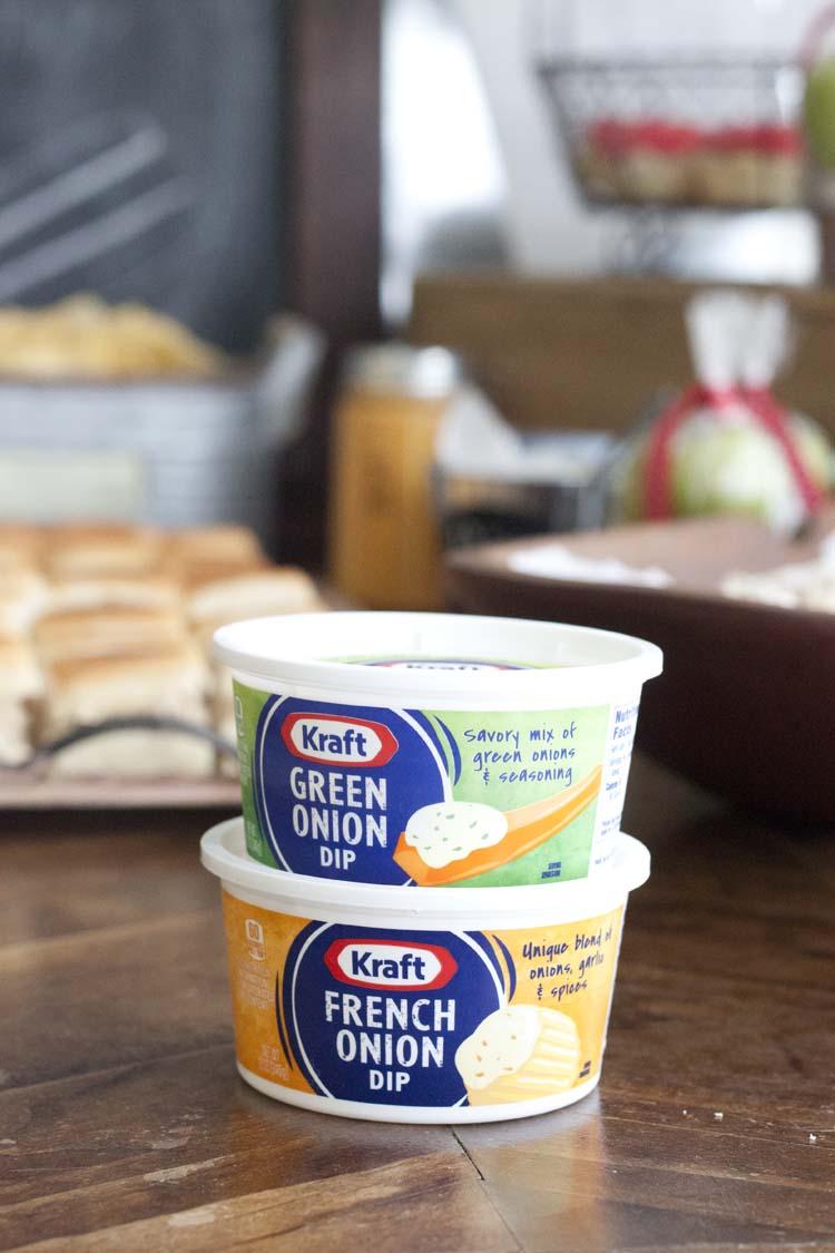 Kraft Dips