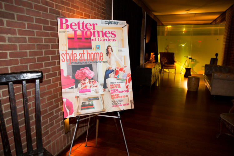 BH&G Stylemaker Event