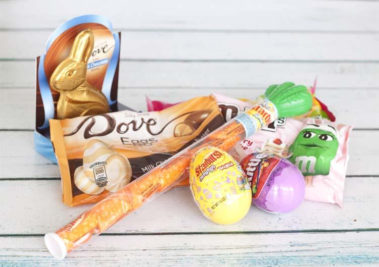 Homemade Easter Basket Goodies