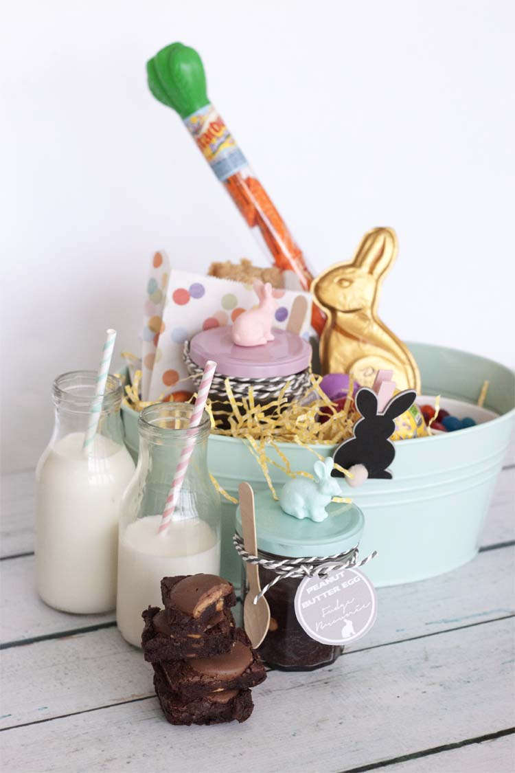Homemade Easter Basket Goodies
