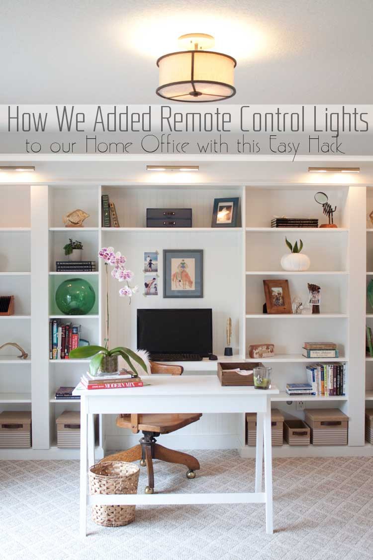Remote Control Library Lights