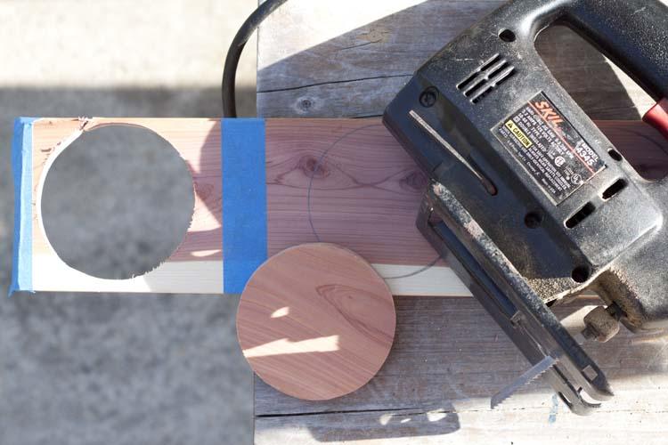 DIY-Metallic-Dipped-Wooden-Coasters4