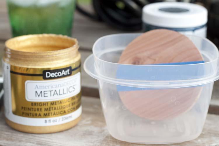 DIY-Metallic-Dipped-Wooden-Coasters5