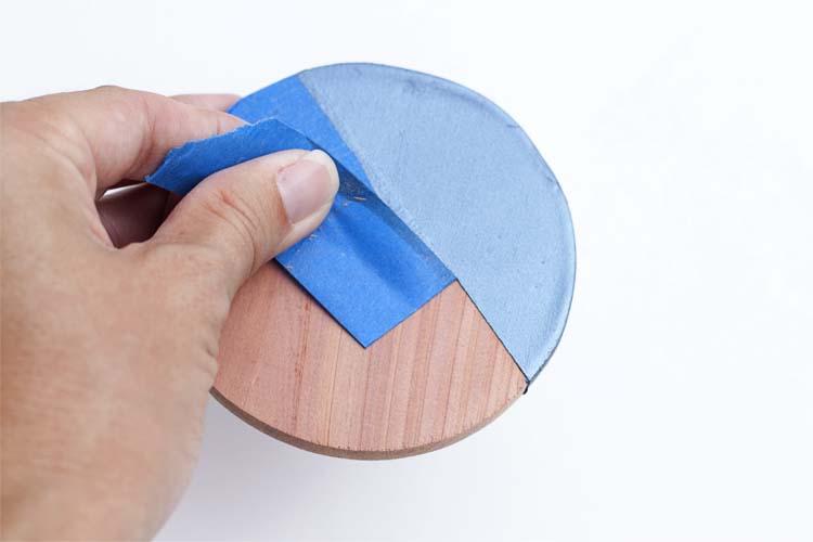 DIY-Metallic-Dipped-Wooden-Coasters9