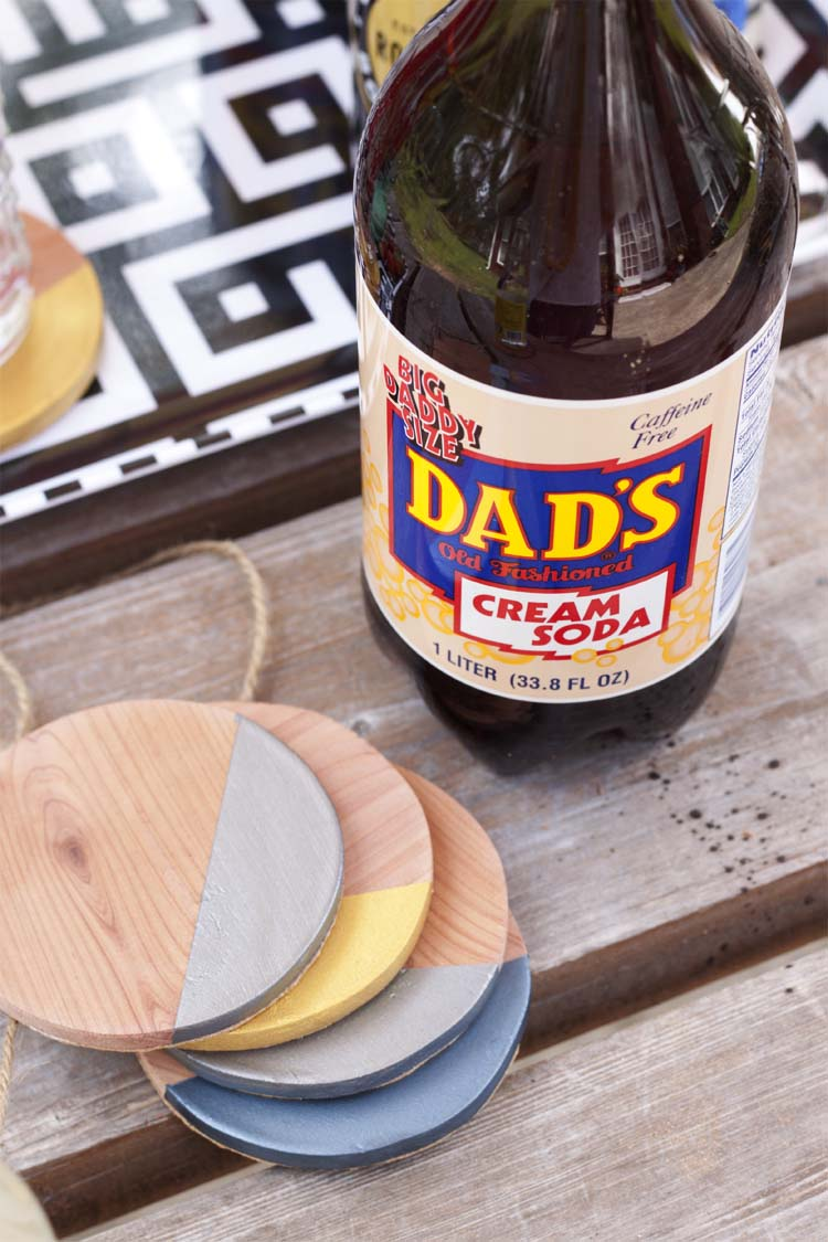 Metallic-Dipped-Wooden-Coasters5