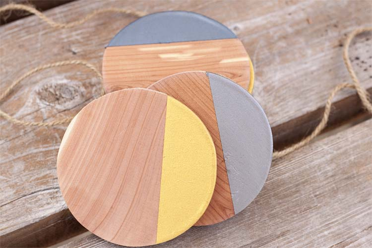Metallic-Dipped-Wooden-Coasters7